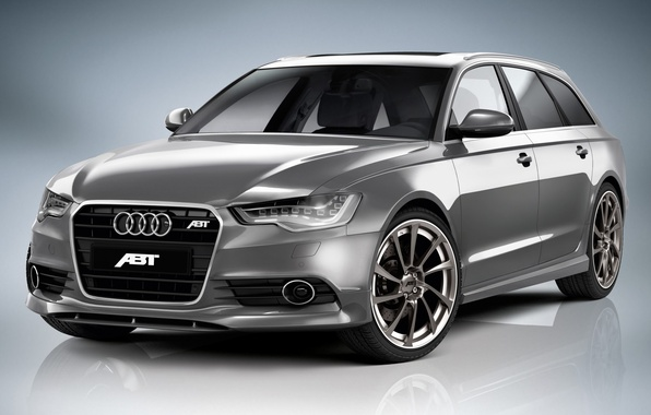 Picture Audi, Audi, 2011, ABBOT, universal, Before, AS6, avant