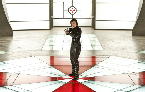 Picture Resident evil, Milla Jovovich, Milla Jovovich, Alice, Retribution, Resident Evil.Retribution