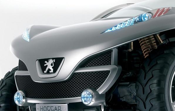 Picture The concept, Peugeot, Khogar