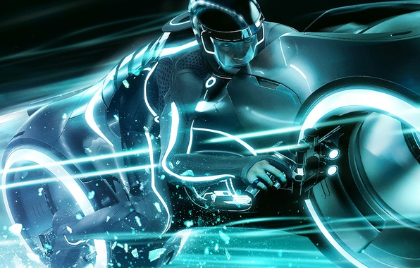 Picture Movie, The film, legacy, tron, Wallpaper, The throne, Heritage
