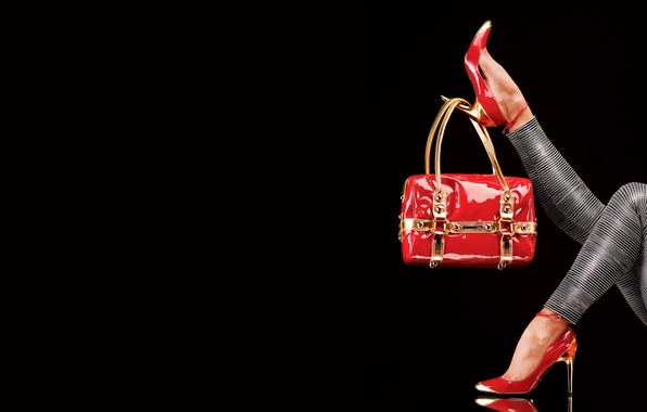 Picture shoes, bag, legs, fashion, style