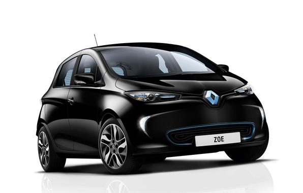 Picture Renault, mini, ZOE
