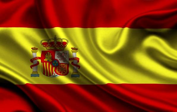 Picture flag, Spain, spain