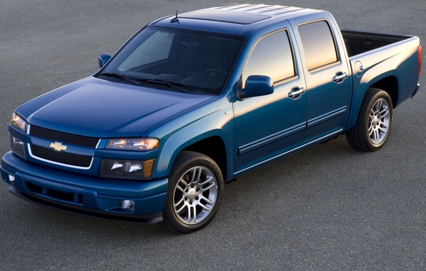 Picture Chevrolet, pickup, Colorado