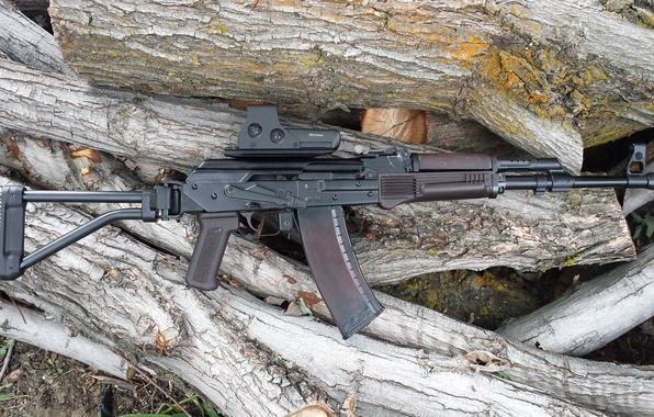 Picture weapons, carabiner, self-loading, smoothbore, Vepr-12