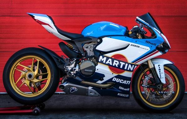 Ducati Superbike Martini