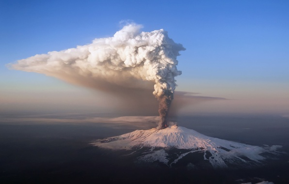 Picture Nature, Italy, Etna, Sicily, Volcano