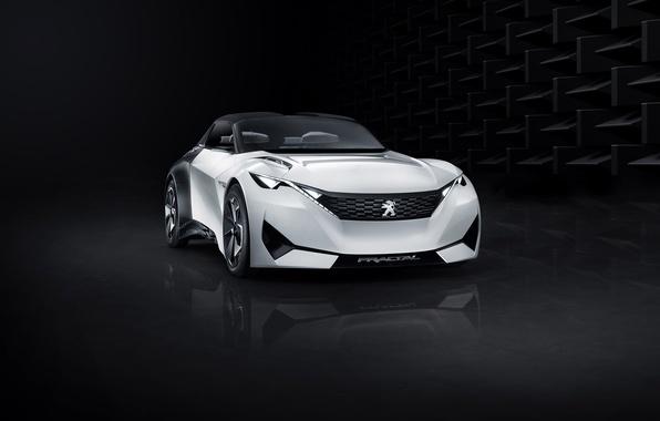 Picture Concept, the concept, Peugeot, Peugeot, Fractal, 2015