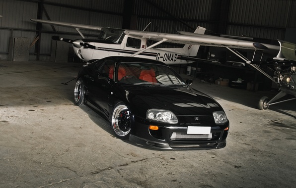 Picture car, Wallpaper, tuning, black, supra, drift, car, black, japan, style, toyota, jdm, wallpapers, nation, supra, …