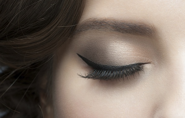 Picture style, eye, eyebrows, makeup