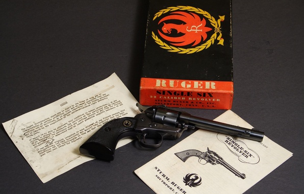 Picture weapons, revolver, the handle, Ruger