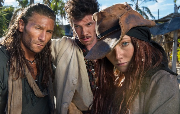 Picture pirates, the series, Black Sails, Black sails