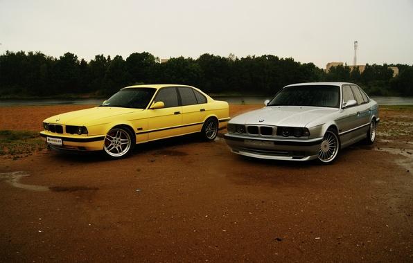 Picture BMW, E34, BMW M5, BMW5, M5 E34