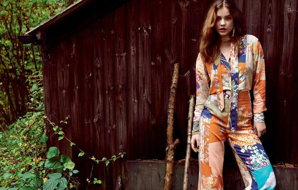 Picture photoshoot, Barbara Palvin, Barbara Palvin, Harper's Bazaar, November 2014