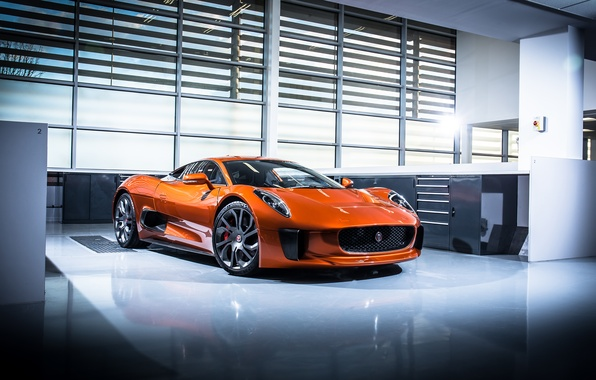 Picture Jaguar, Jaguar, James Bond, James bond, C-X75, 2015, 007 Spectre