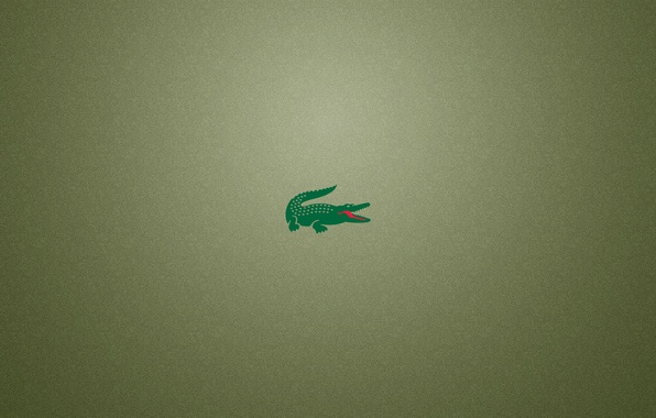 Picture style, logo, texture, Lacoste, Logo