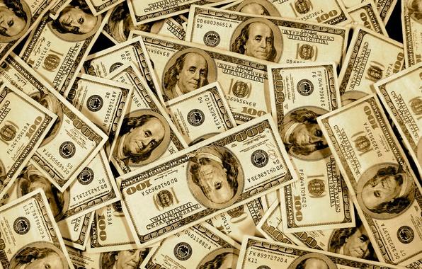 Picture the bucks, bills, Dollars, cash