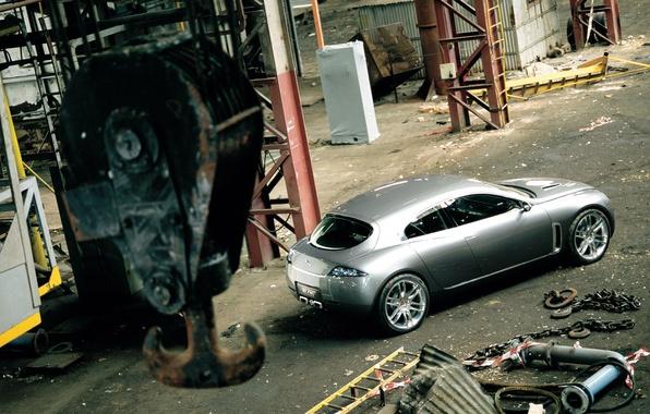 Picture Jaguar, Shop, Grey