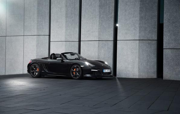Picture Porsche, Roadster, Porsche, Boxster, TechArt, bokster