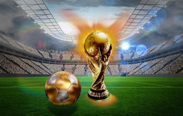 Brazil football world cup 2014 wallpaper