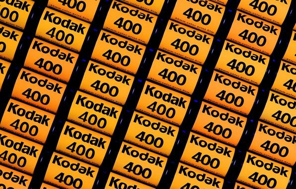 Picture macro, background, a lot, film, Kodak 400