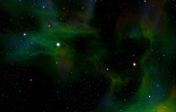 Picture green, Hubble, telescope, the