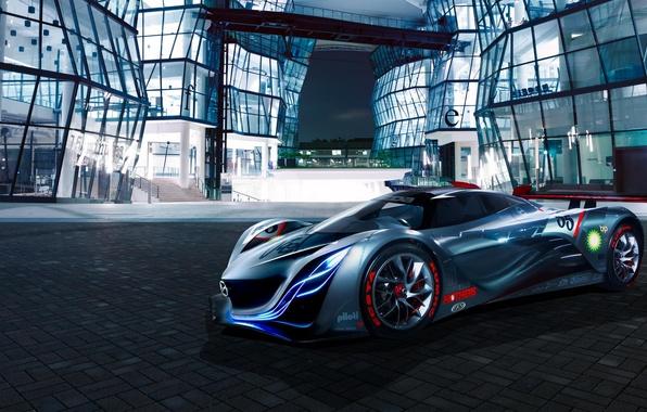 Picture Concept, Mazda, Mazda, Car, Furai, Furai