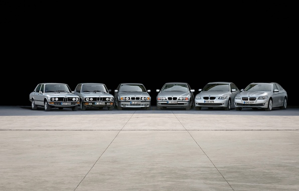 Photo wallpaper a number, bmw cars, machine, cars
