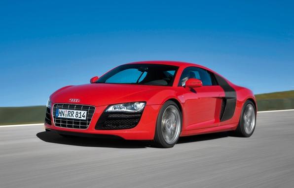 Picture Audi, FSI, Quattro