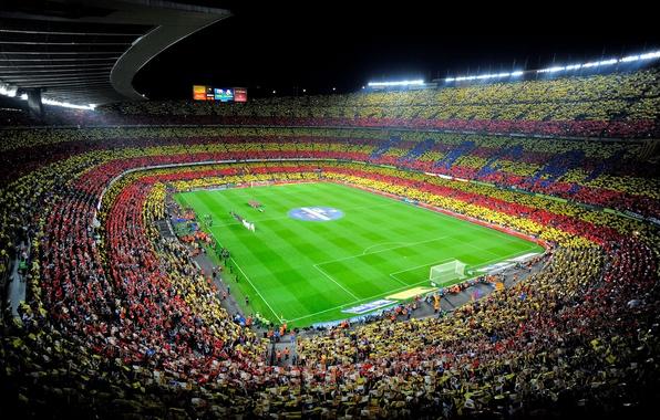 Picture Sport, Football, Spain, Leopard, Stadium, Stadium, Spain, Real Madrid, Real Madrid, Camp Nou, FC Barcelona, …
