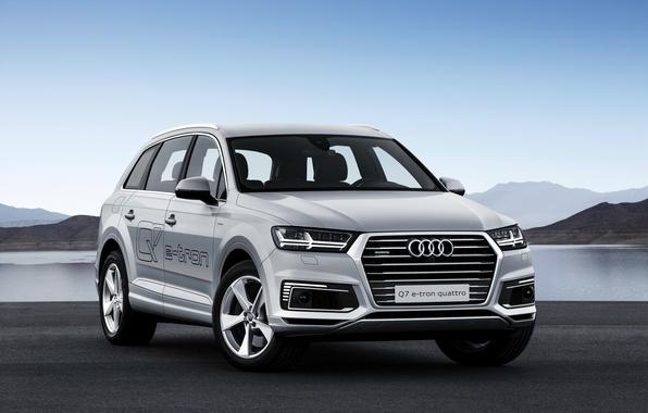 Picture Audi, Audi, e-tron, quattro, TFSI, Quattro, 2015