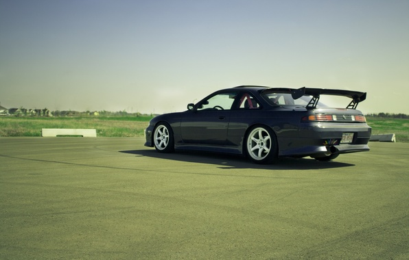 Picture track, track, cars, auto, wallpapers, cars walls, wallpapers auto, Tuning cars, Wallpaper HD, Nissan s14