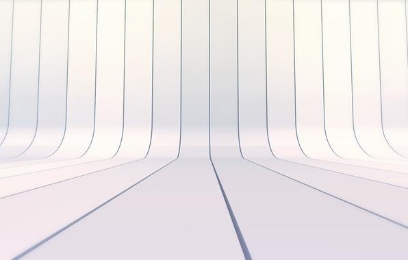 Picture line, strip, the volume