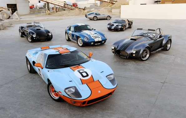 Picture Ford, Shelby, Ford, Shelby, Coupe, Cobra, Daytona, Superformance, 2014