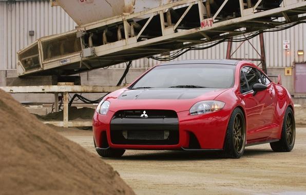 Picture auto, machine, auto, Mitsubishi, mitsubishi eclipse ralliart