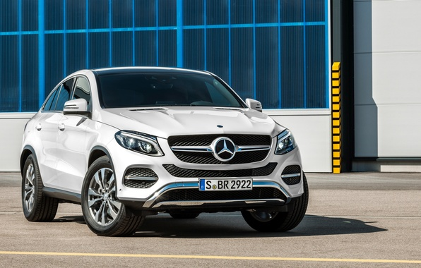 Picture coupe, Mercedes-Benz, Mercedes, AMG, Coupe, 4MATIC, 2015, C292, GLE 450
