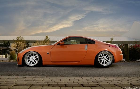 Picture car, rechange, nissan 350z
