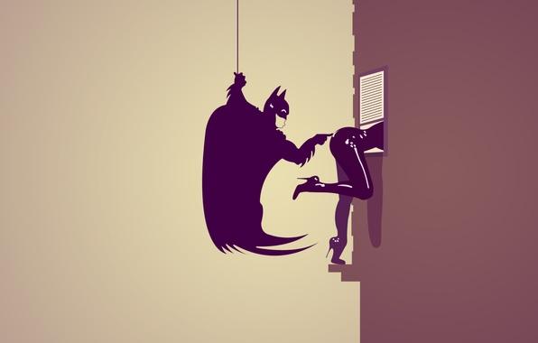 Picture Girl, Batman, Catwoman, ass, Ass, Batman, Bruce Wayne, DC Comics, Catwoman, Selina Kyle, Bruce Wayne, …