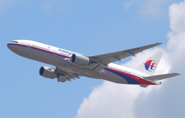 Picture The sky, Weather, Wings, Boeing, Height, Flight, Sky, Boeing, Malaysia, Airlines, 777, Airplane, Flying, The …