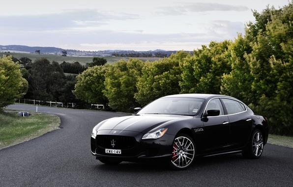 Picture Maserati, Quattroporte, Maserati, GTS, quatroporte
