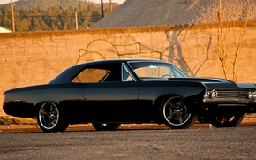 Picture tuning, Chevrolet Chevelle SS, muscle car, Chevrolet