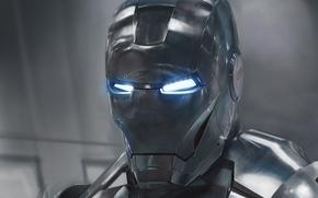 Picture look, Iron man, Iron man, art, the film