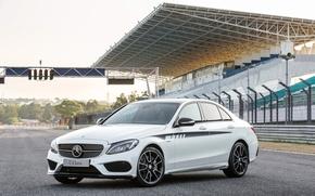 Picture Mercedes-Benz, Mercedes, AMG, Sport, 2015, C 450