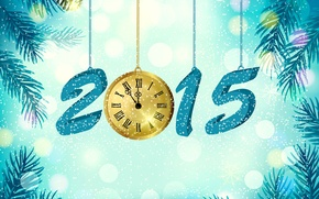 Picture New Year, New Year, Happy, 2015