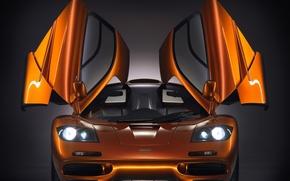 Picture car, super, Mclaren