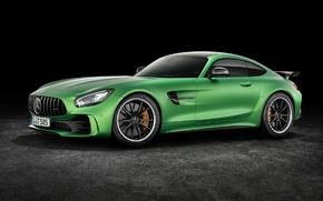 Picture Mercedes, Benz, GT-R
