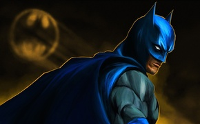 Wallpaper Batman, superhero, Arkham