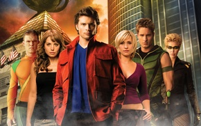 Picture Lois Lane, Tom Welling, Smallville, Erica Durance, Allison Mack, Smallville, Oliver Queen, Clark Kent, Chloe …