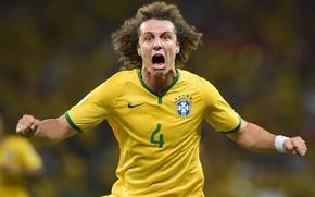 Picture Football, Brazil, Football, Sport, David Luiz, Player, Brasil, FIFA, FIFA, Player, David Luiz, World Cup …