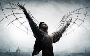 Picture da vinci's demons, tv series, Tom Riley, Leonardo Da Vinci, Goodlife